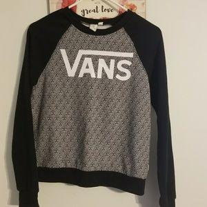 Vans sweatshirt  ♡